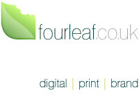 A great web designer: Fourleaf, London, United Kingdom logo
