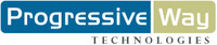 A great web designer: Progressive way technologies, rajkot, India logo