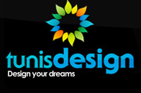 A great web designer: TunisDesign , Tunis, Tunisia logo