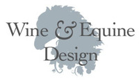 A great web designer: Wine & Equine Design, San Francisco, CA logo