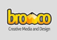 A great web designer: BrowCo, Monticello, IN logo