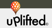 A great web designer: Uplifted, Buenos Aires, Argentina logo