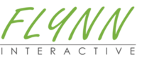 A great web designer: Flynn Interactive, Indianapolis, IN logo