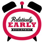 A great web designer: Relatively Early Development, Kansas City, MO logo