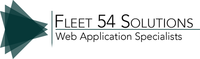 A great web designer: Fleet 54 Solutions, Milwaukee, WI logo