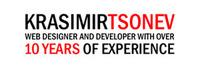 A great web designer: Krasimir Tsonev, Varna, Bulgaria