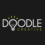 A great web designer: Doodle Creative, Cork, Ireland logo