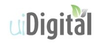 A great web designer: UiDIGITAL Guernsey, Jersey, Guernsey logo