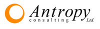 A great web designer: Antropy Consulting, London, United Kingdom logo