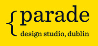 A great web designer: Parade Design, Dublin, Ireland logo