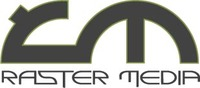 A great web designer: Raster Media, Las Vegas, NV logo
