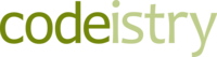 A great web designer: Codeistry, Vancouver, Canada logo