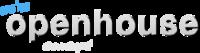 A great web designer: OpenHouse Concept, Calgary, Canada logo