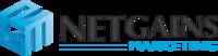 A great web designer: NetGains Marketing, Calgary, Canada