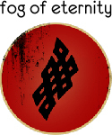 A great web designer: fog of eternity, Houston, TX logo