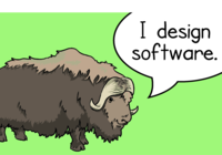 A great web designer: Musk Ox Software LLC, Santa Rosa, CA logo