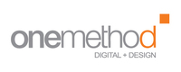 A great web designer: OneMethod Inc. Digital + Design, Toronto, Canada logo