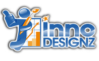 A great web designer: innoDesignz, LLC., New York, NY logo