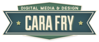 A great web designer: Cara Fry, Houston, TX logo