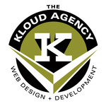 A great web designer: The Kloud Agency, Savannah, GA logo