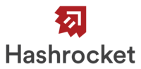 A great web designer: Hashrocket, Inc., Jacksonville Beach, FL logo