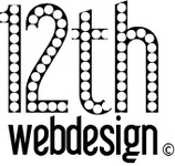A great web designer: 12th webdesign, Berlin, Germany logo