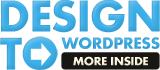 A great web designer: Design to Wordpress, Amersfoort, Netherlands logo
