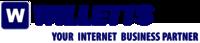 A great web designer: Willetts, Washington DC, DC logo