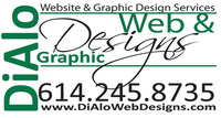 A great web designer: DiAlo Website and Graphic Designs, Columbus, OH logo