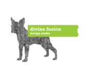 A great web designer: Divine Fusion Design Studio, Seattle, WA logo