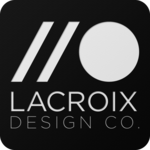 A great web designer: LaCroix Design Co., Chicago, IL logo