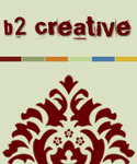A great web designer: B2 Creative, San Jose, CA logo