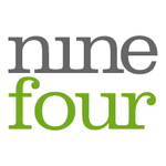 A great web designer: Nine Four, Crowthorne, United Kingdom logo