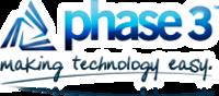 A great web designer: Phase 3, Santa Barbara, CA logo