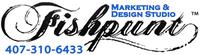 A great web designer: Fishpunt Design Studio, Orlando, FL logo
