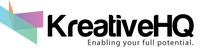 A great web designer: KreativeHQ, Chicago, IL logo