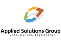 A great web designer: Applied Solutions Group, Asheville, NC logo