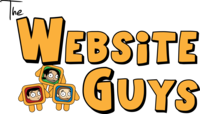 A great web designer: The Website Guys, Knoxville, TN logo