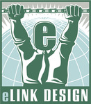 A great web designer: eLink Design, Inc., Lexington, KY logo