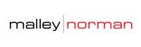 A great web designer: malley|norman, Minneapolis, MN logo
