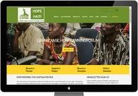 A great web design by LIMIT8, LLC, New York, NY: Responsive Website, Marketing Website , Non Profit , Wordpress