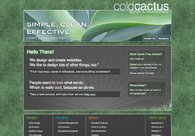 A great web design by coldcactus, Teesside, United Kingdom: