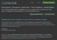 A great web design by Myintarweb, Dallas, TX: