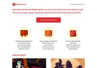 A great web design by The Color Cure, Manila, Philippines: Responsive Website, Portfolio
