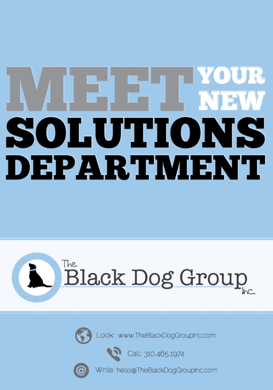 A great web design by The Black Dog Group, Inc., Los Angeles, CA: Responsive Website, Marketing Website , Marketing , Ruby on Rails