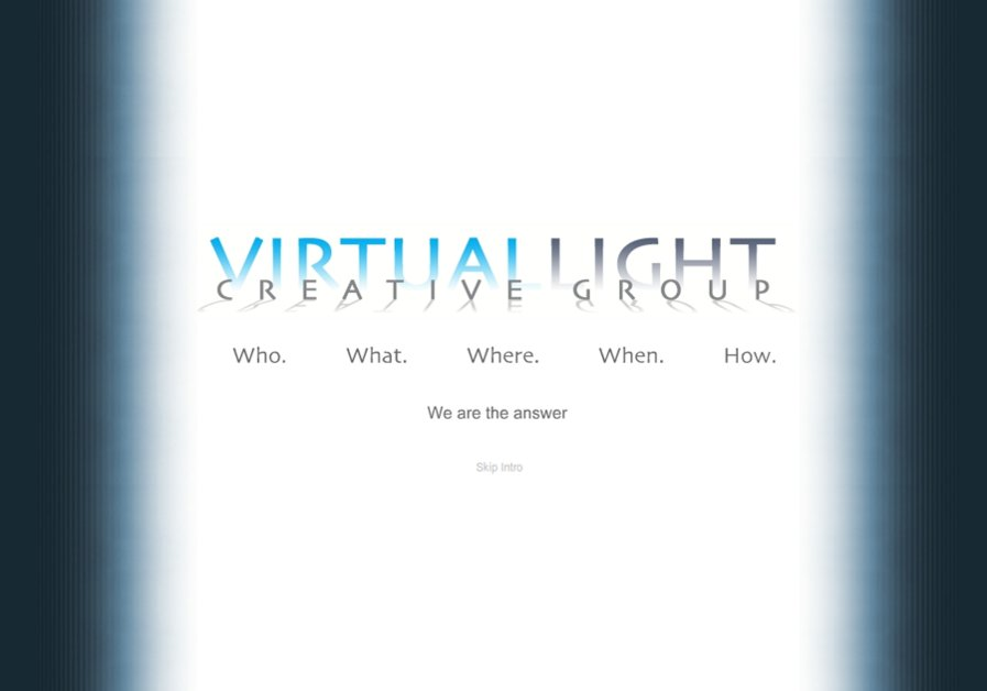 A great web design by Virtual Light Creative Group, New York, NY: