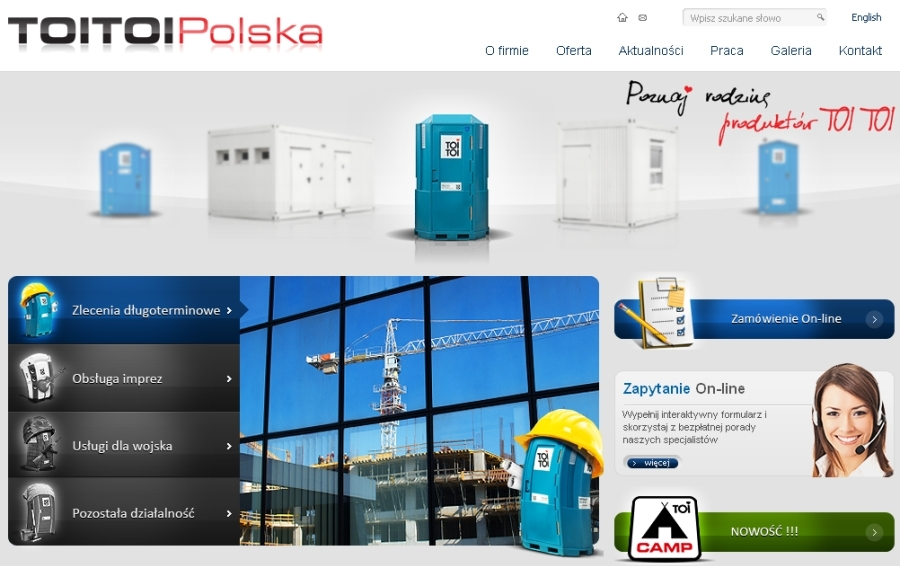 A great web design by Migomedia from Poland, Warsaw, Poland: