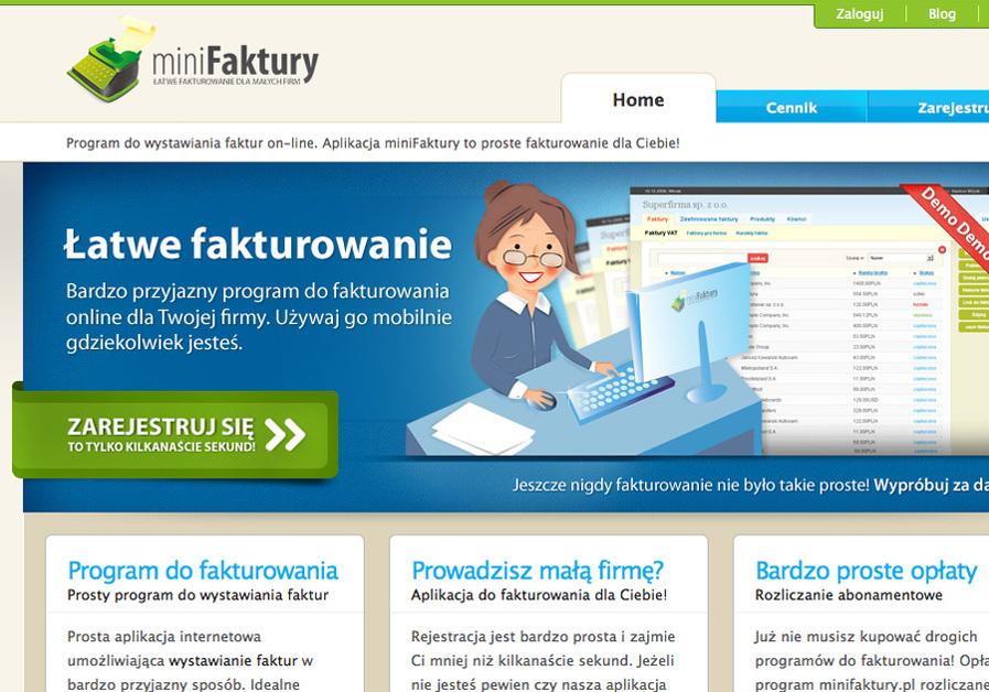 A great web design by Ageno, Bielsko Biala, Poland: