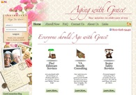 A great web design by 107 Designs, Dallas, TX: