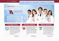 A great web design by Triggerfish, Saint Joseph, MO: